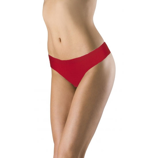 Dames string Ten Cate seamless rood