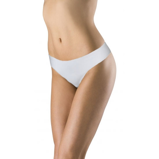 Dames string Ten Cate seamless wit