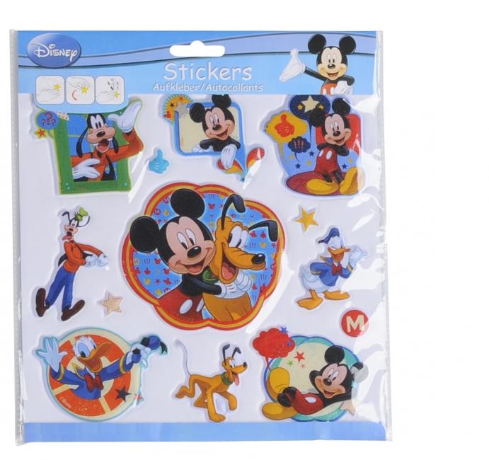 Disney 3D stickers