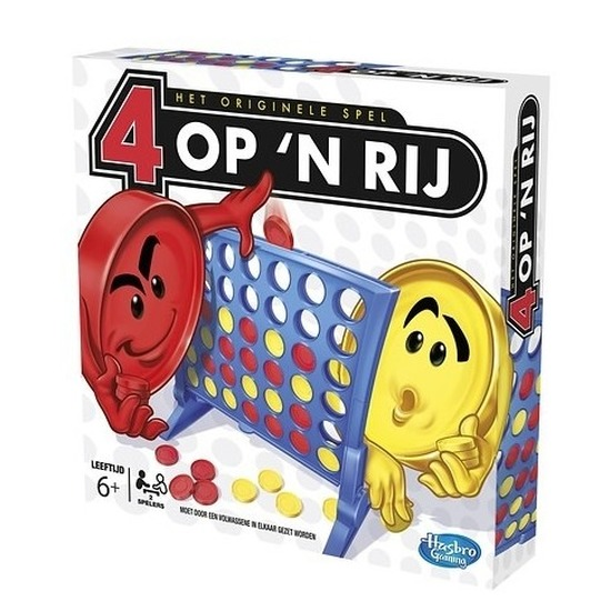 Spel vier op een rij