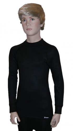 Ten Cate kinder thermo shirt met col